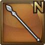 Gear-Glass Rod Icon