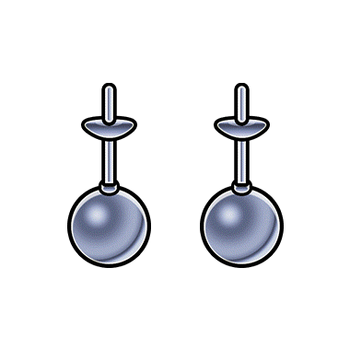 Gear-Premiere Earrings Render