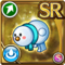 Gear-Snowman Pistol Icon