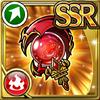 Gear-Crimson Spirit Orb Icon