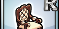 Classic Chair (White) (Furniture)