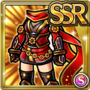 Gear-Crimson Kunoichi Garb Icon