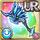 Gear-Frozen Dragon Axe Icon