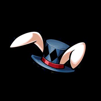 Gear-White Rabbit's Hat Render