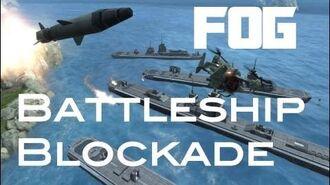Fun of Gaming Battleship Blockade Part 1