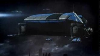 """Mass Effect 3 """"Hammer"""" Ground Forces Arrive"""