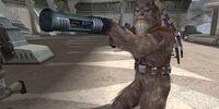 Wookiee Grenade Launcher