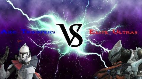 Deadliest Warrior Halo Reach Edition (ARC Troopers VS Elite Ultras) S2Ep3