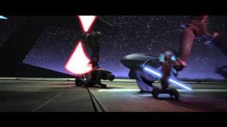 Maul & Savage kills some Jedi