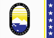 Flag of Alameda County, California