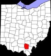 Jackson OH