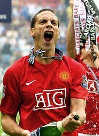 Rio Ferdinand Manchester United Premier Leagu 863952