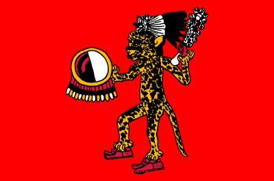 Flag - Aztec Socialists