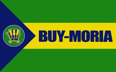 Buy Moria National Flag by Fritters