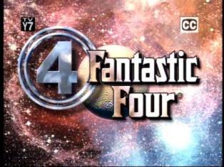 1994 Fantastic Four Cartoon Season 1 Title