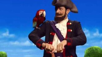 You Are A Pirate - LazyTown (HD - Subtitled)-0