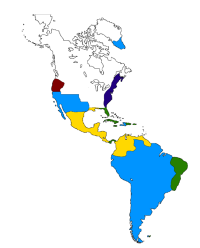 North-america-map-coloring-pages