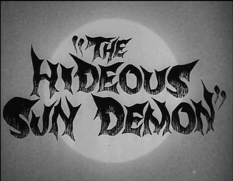 TheHideousSunDemon