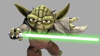 Yoda clone wars