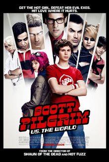 Scott Pilgrim vs. the World teaser