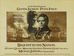 Bequest to the Nation FilmPoster