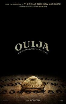 Ouija 2014 poster