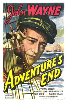 Adventure's End FilmPoster