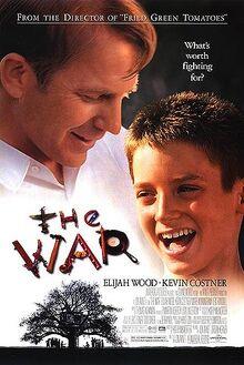 The war, film poster