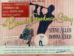 Poster of the movie The Benny Goodman Story