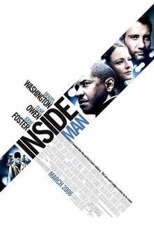 Inside Man (film poster)