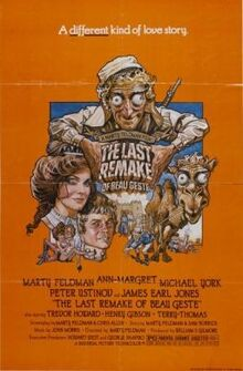 The last remake poster