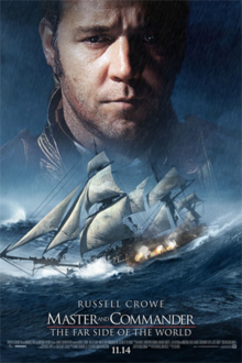 Master and Commander-The Far Side of the World poster