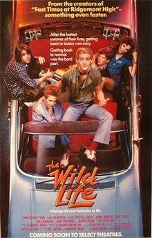 The Wild Life film poster