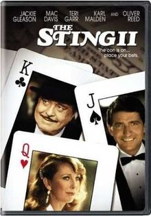 The Sting II DVD cover