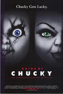 Bride of Chucky DVD Cover