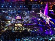 Wrestlemania 30 Stage