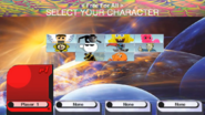 LLC Official Character Select Screen