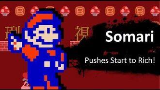 Smash Bros. Lawl Galaxy Moveset - Somari