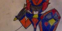 Cyber Joker Arcana Knight