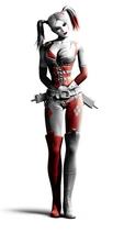 255px-Harley Quinn AC Portrait