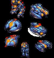 Titans units