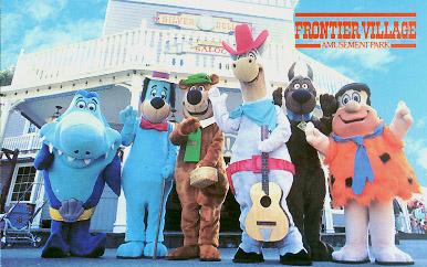 HB-characters-themepark