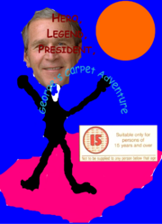 GEORGE'S CARPET ADVENTURE uk