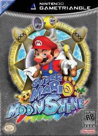 Super mario moonshine