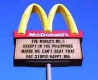 Mcdonalds fail