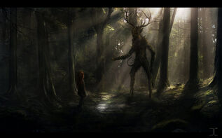 Leshy by jamesdesign1-d8pt3of
