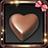 Milk Choco Heart