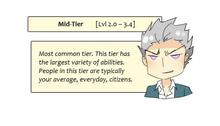 UnOrdinary Mid Tier