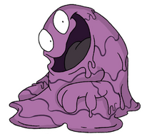 The Creepy Grimer