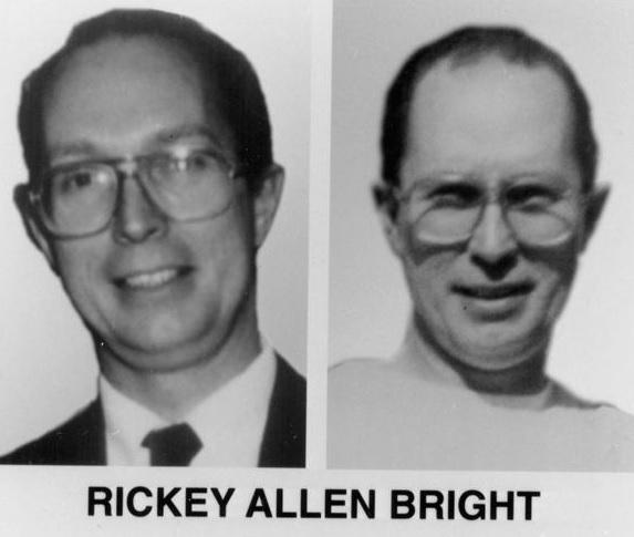 Rickey allen bright